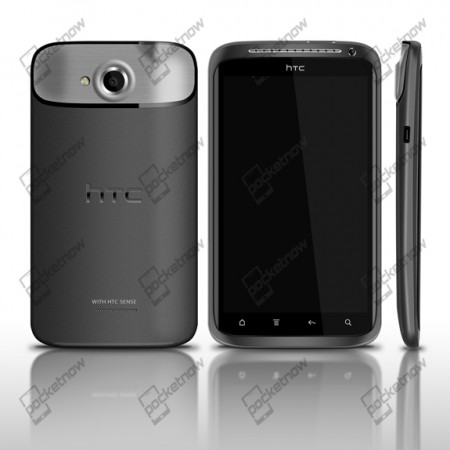 HTC One X   Further specs revealed