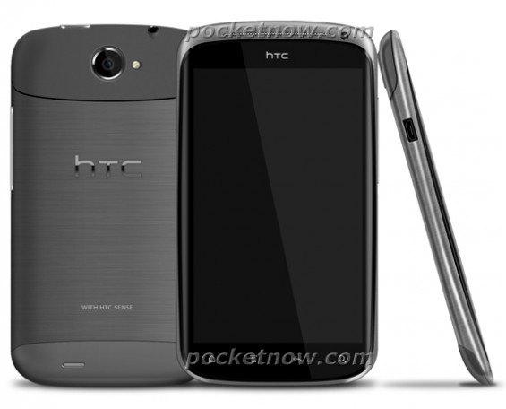 HTC Ville snapped with specs