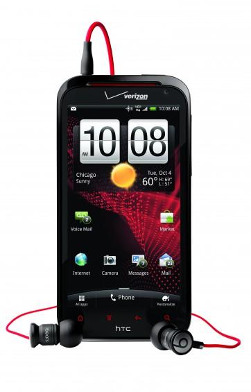 HTC Rezound wbuds