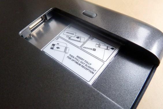 Archos 80 G9   3G stick port