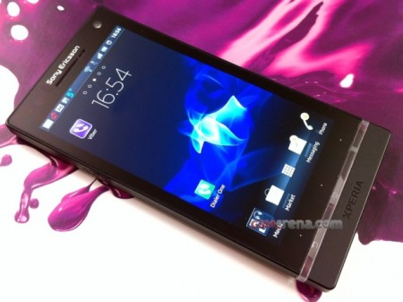Sony Ericsson Xperia Arc HD coming?