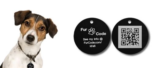 Win a FurCode tag!