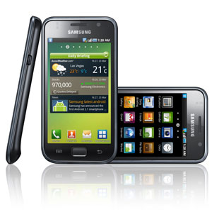 Samsung Galaxy S gets Android 2.3.5