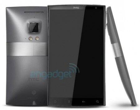 HTC Zeta, spotted   Upcoming flagship, boasts quad core processor.