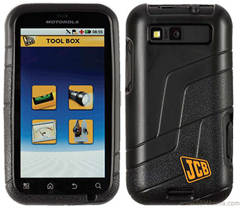 Motorola Defy+ gets a JCB edition, gets even tougher
