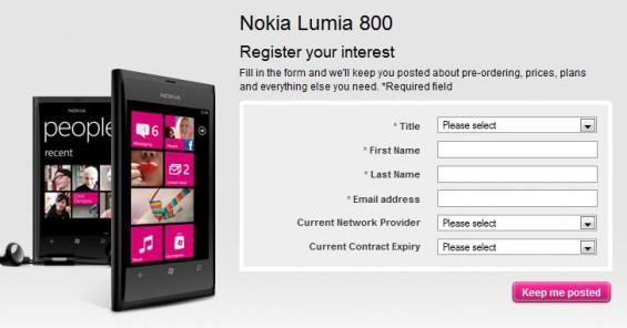 Nokia Lumia 800   Where to get it