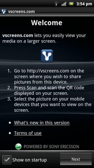 vscreens 2