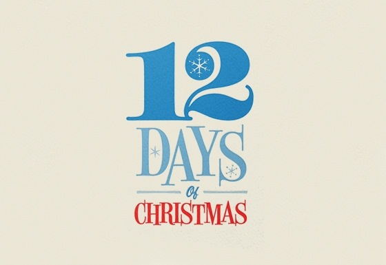 Apple 12 Days of Christmas