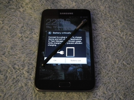 Galaxy Note   A users perspective and hopes for the future