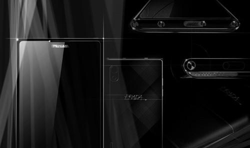 LG Prada K2 Android Smartphone