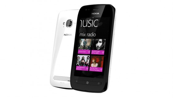 Nokia Lumia 710 to be released in January. Maybe.