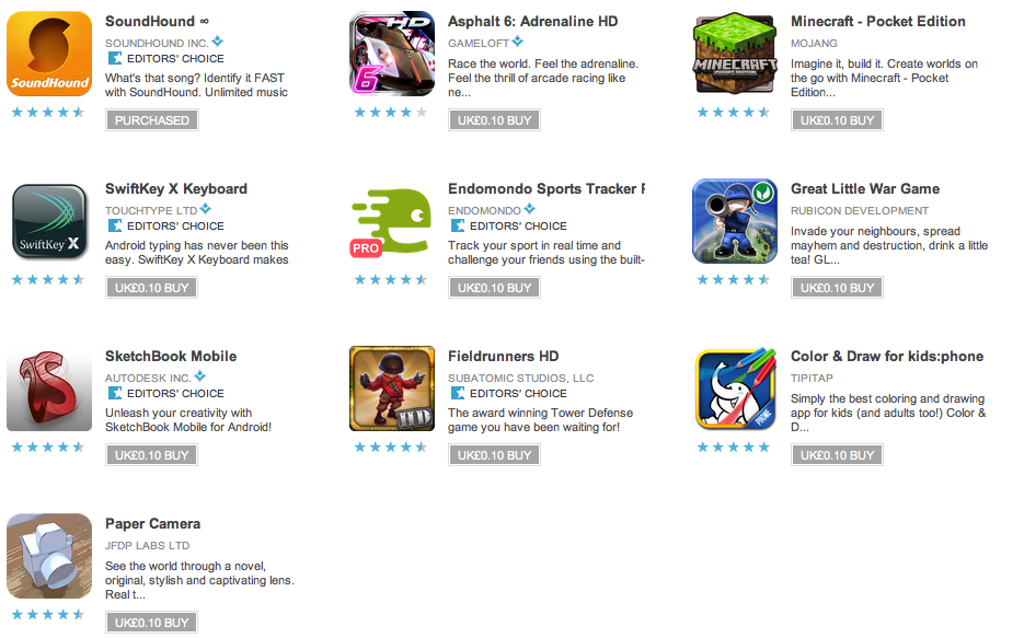 Плей маркет play market для андроид