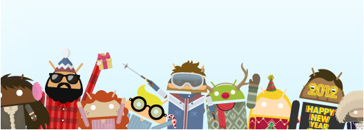 Androidify gets ready for winter