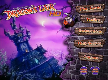 Review   Dragons Lair