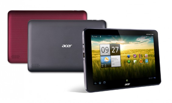 Acer announce the Iconia A200.