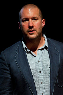 Jonathan Ive receives a knighthood