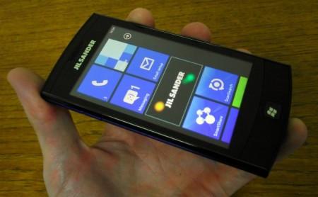 Jil Sanders Windows Phone   First Impressions