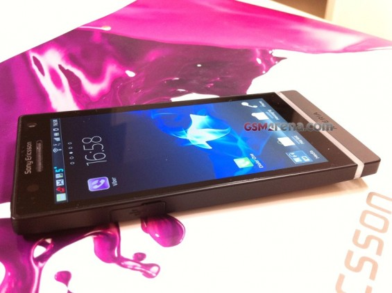 Sony Ericsson Nozomi Leaks Again