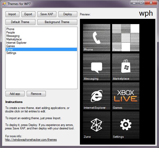 windows phone hacker
