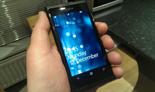 Win a Nokia Lumia 800!