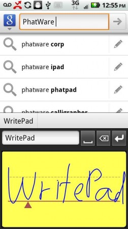 App Review   Writepad