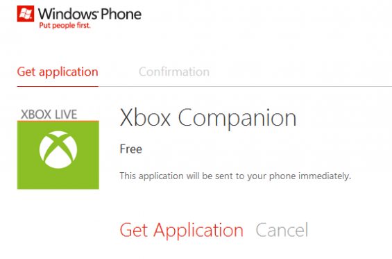 Xbox companion now available