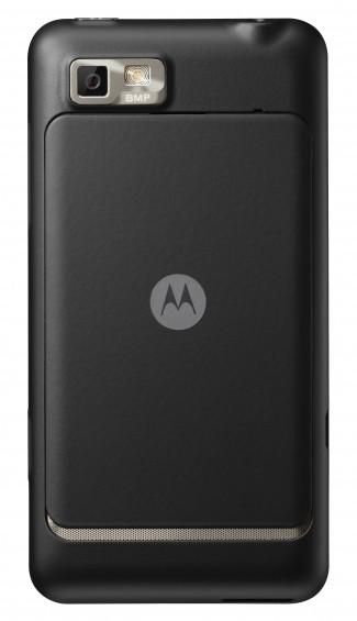 CES   Motorola announce the MOTOLUXE