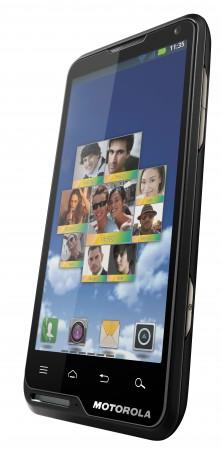 Motorola MOTOLUXE now on sale