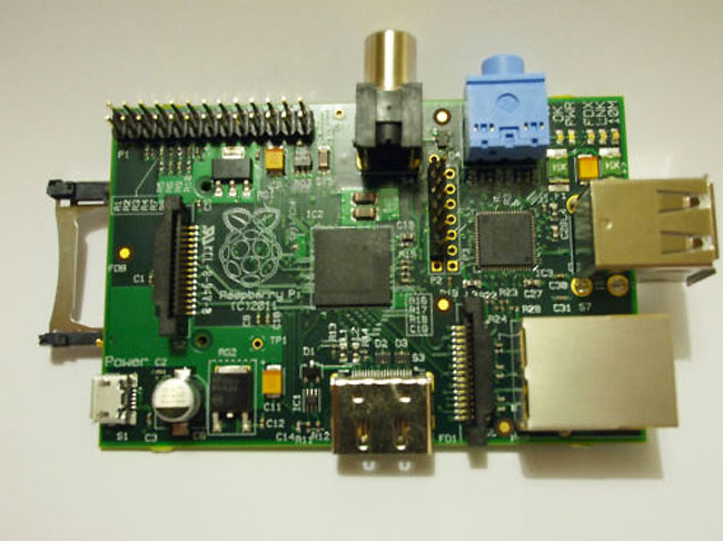 $25 Raspberry Pi outperforms iPhone 4S