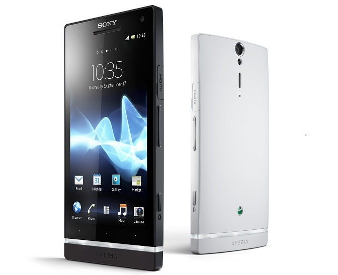Sony Xperia S   In finer detail