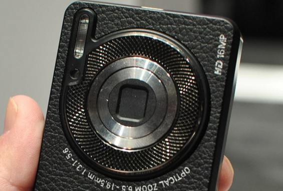 CES   Polaroid Android Camera