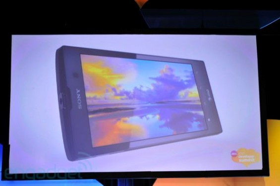 AT&T Announce Sony Xperia Ion