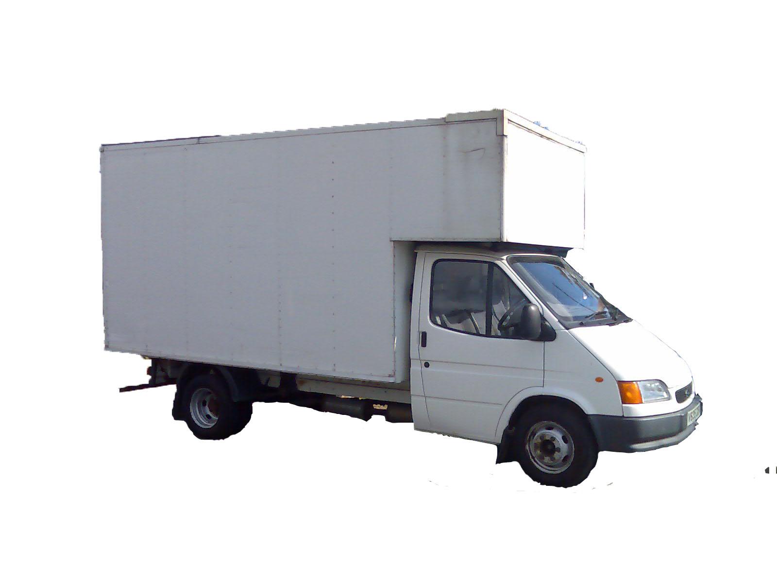 cutout van