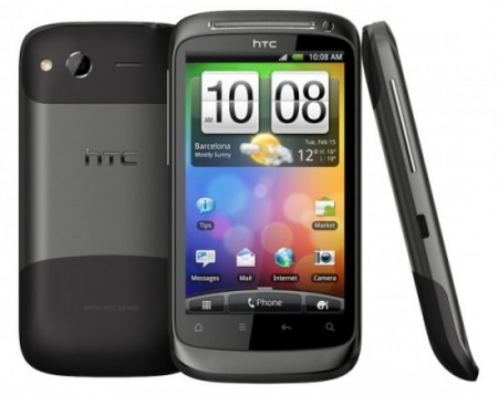 HTC Desire S handsets getting an upgrade