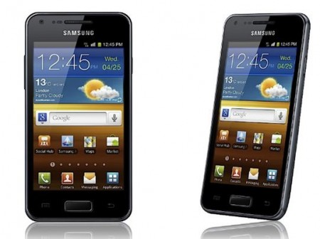 T Mobile and O2 to sell Samsung Galaxy S Advance