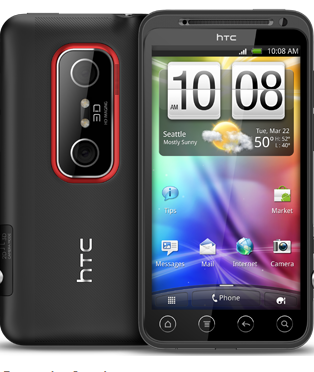 HTC Evo 3D...Price Drop!