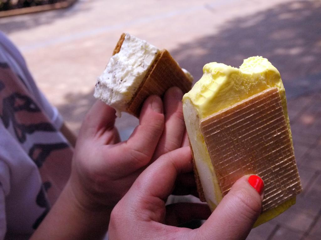 ice cream wafer 1