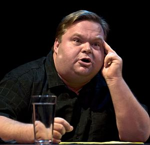 Mike Daisey goes to the Apple factory