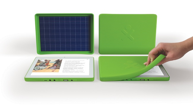 CES   OLPC to make one tablet per child tablet