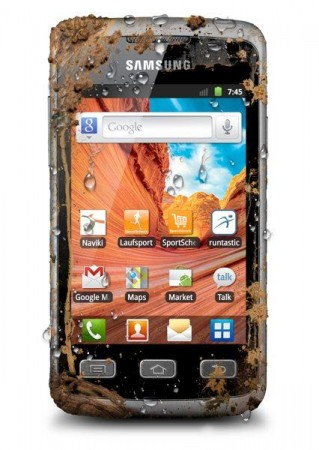 Clove to stock the Samsung Galaxy Extreme S5690