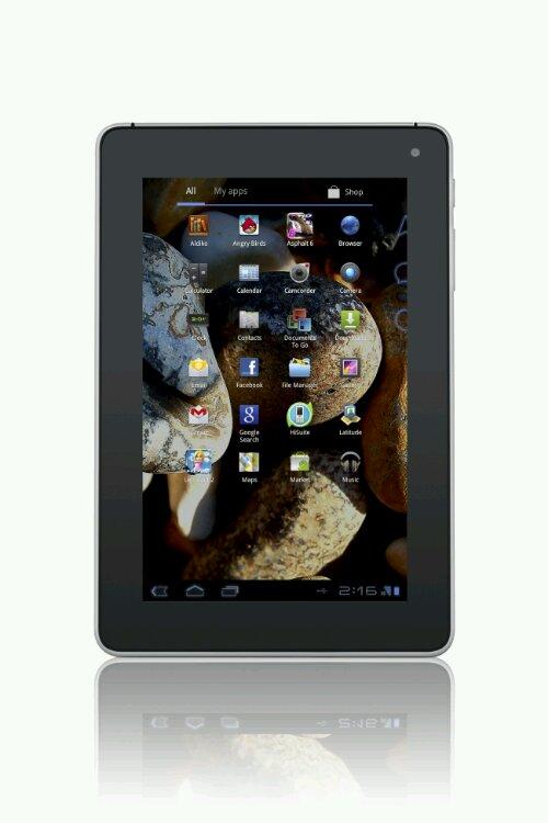 Orange Tahiti Tablet now on sale