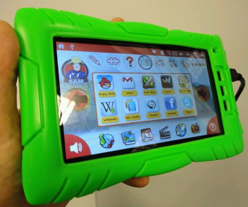 Do your kids play with your phone or tablet?