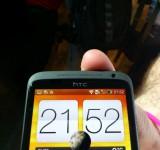 MWC   HTC One X Up close