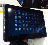 MWC   Hands on with the Galaxy Note 10.1
