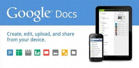 Google Docs   now with Offline mode