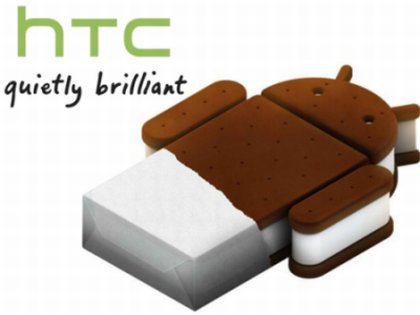 HTC release update on progress of ICS upgrades