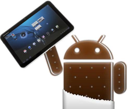 Motorola ICS