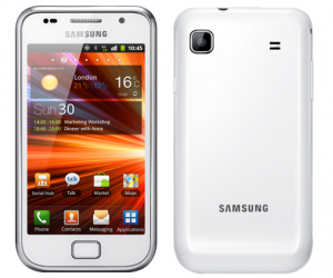 Samsung Galaxy S Plus Whir