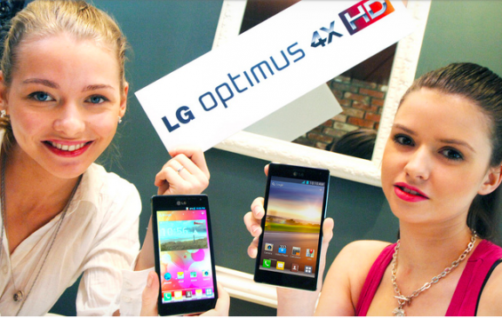 Optimus 4X HD Announced Before MWC