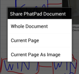 App Review: PhatPad for Android 1.0